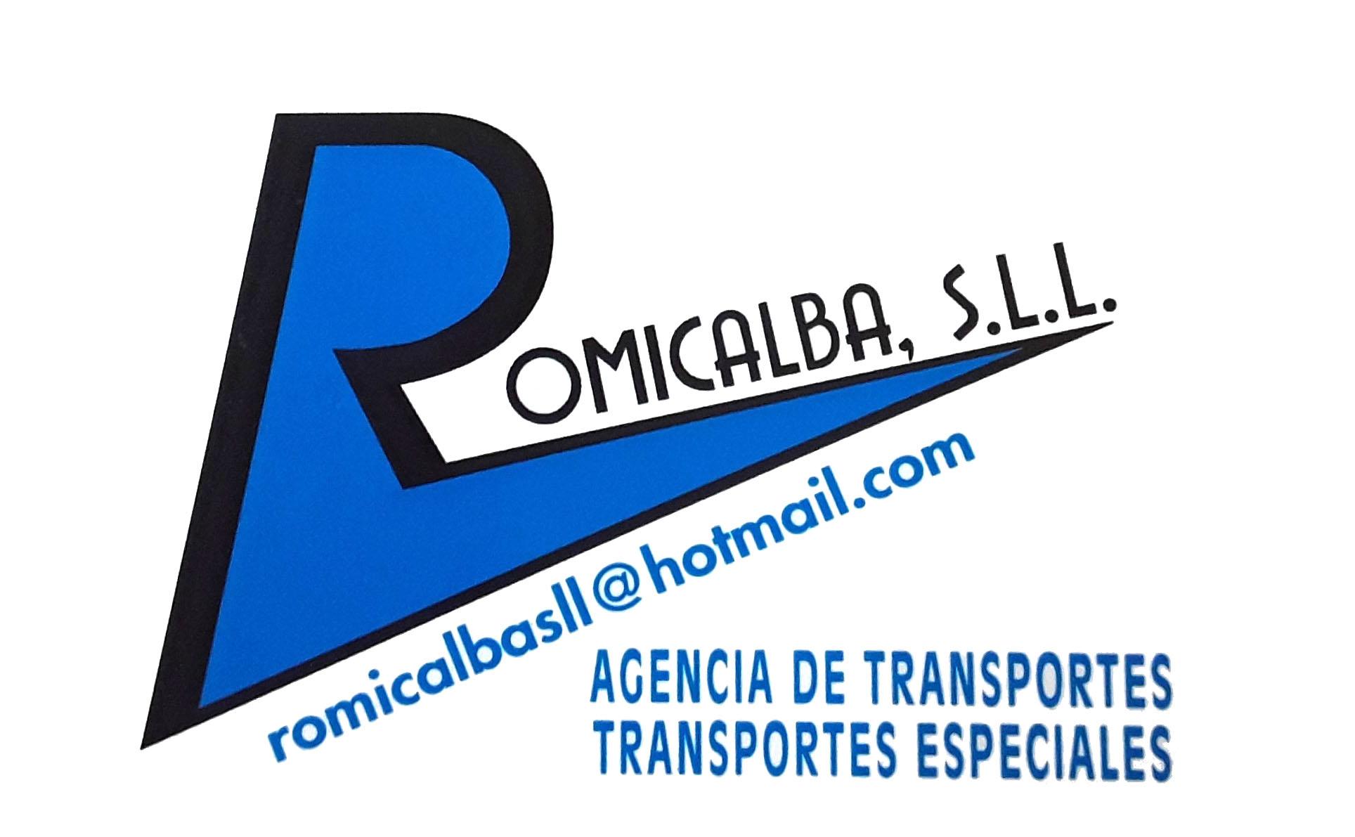 romicalba logo