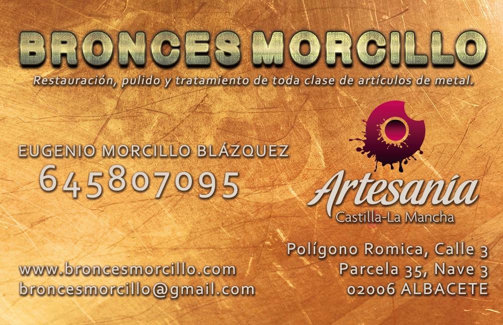 logo Bronces morcillo