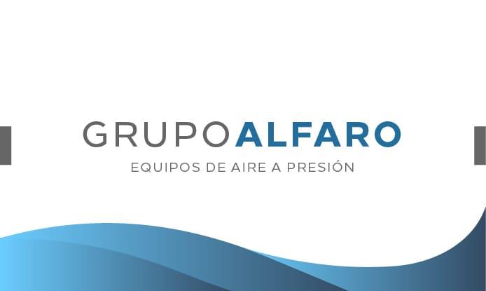 Compresores Alfaro Logo