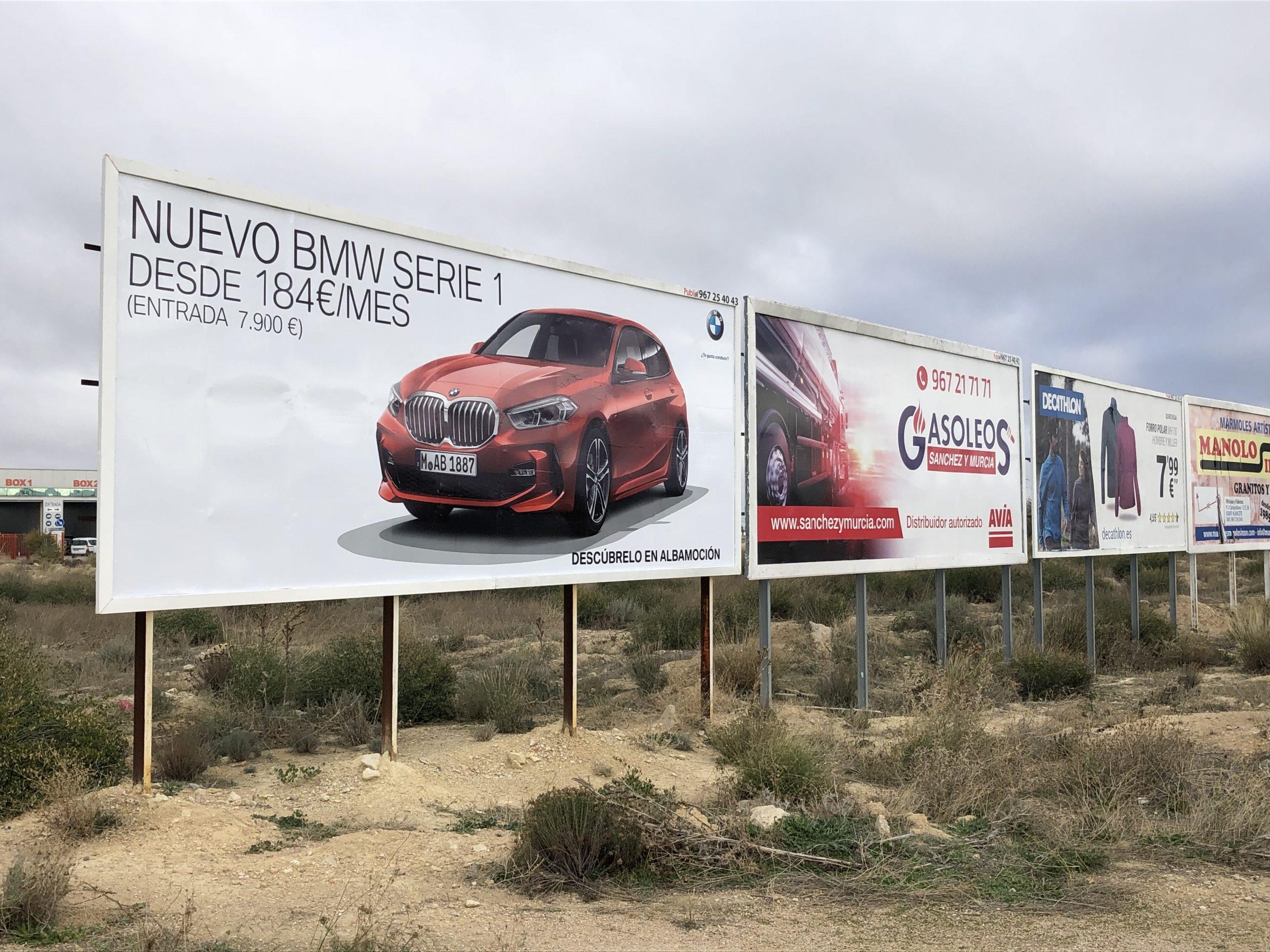 Publicidad Albacete